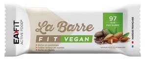 La Barre Fit Vegan Chocolat Amande 28 G