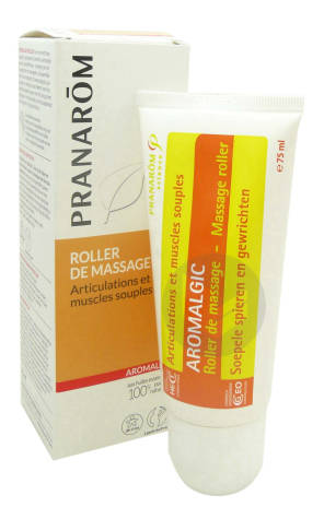Huile Essentielle Articulations Muscles Roller 75 Ml