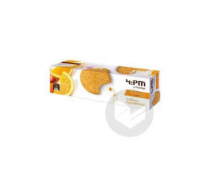 4 Pm Biscuits Aux Ecorces D Orange 20 Biscuits