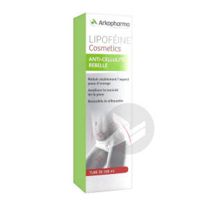 Lipofeine Cosmetics Anti Cellulite Rebelle 200 Ml