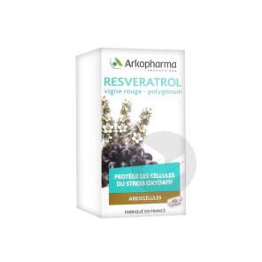Arkogelules Resveratrol Gel Fl 45