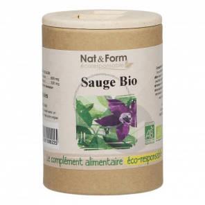 Sauge Bio Eco Responsable 90 Gelules