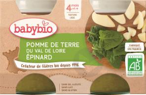 Pot Pomme De Terre Epinards