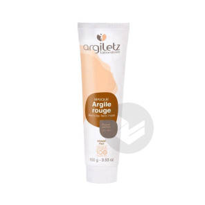 Masque Argile Rouge 100 G