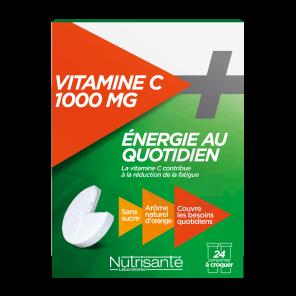 Vitamine C 1000 Mg 24 Comprimes 24 Comprimes