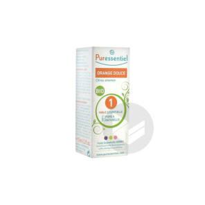 Expert Huile Essentielle Bio Orange Douce Fl 10 Ml