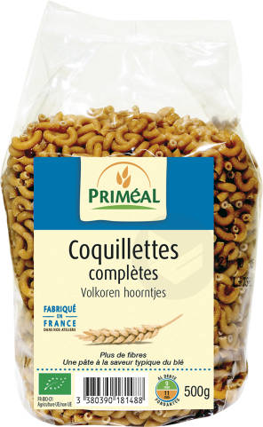 Coquillettes Completes 500 G