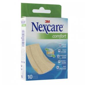3 M Nexcare Comfort Bande 6 Cmx 10 Cm Par 10