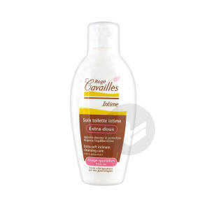 Roge Cavailles Intime Gel Extra Doux Fl 100 Ml