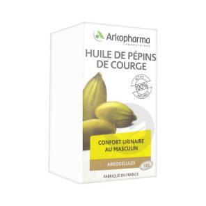 Arkogelules Huile De Pepins De Courge Caps Fl 180