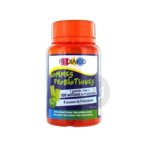 Gomme Ourson Probiotiques Pomme X 60