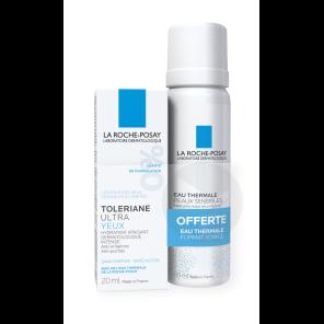 Toleriane Ultra Yeux 20 Ml Eau Thermale 50 Ml Offerte