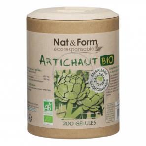 Artichaut Bio Eco Responsable 200 Gelules