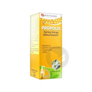 Forte Pharma Propolis Spray Adulte Fl 15 Ml