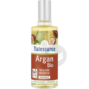 Huile D Argan Bio Equitable 100 Pure