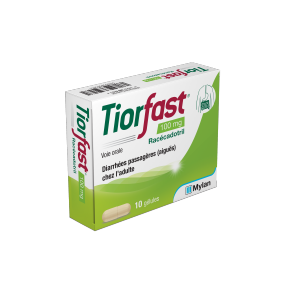 Tiorfast 100 Mg 10 Gelules