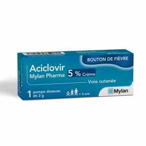 Aciclovir 5 Flacon Pompe 2 G