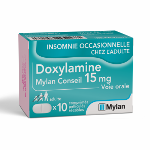 Doxylamine 15 Mg 10 Comprimes