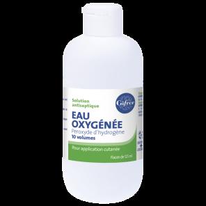 Eau Oxygenee 10 Volumes 125 Ml