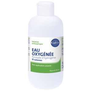 Eau Oxygenee 10 Volumes 250 Ml