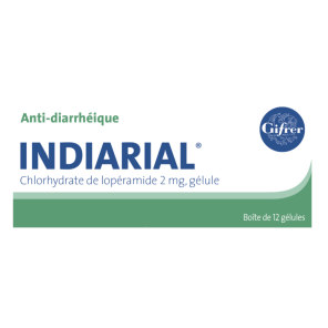 Indiaral 12 Gelules