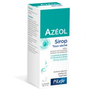 Azeol Sirop Toux Seche 75 Ml