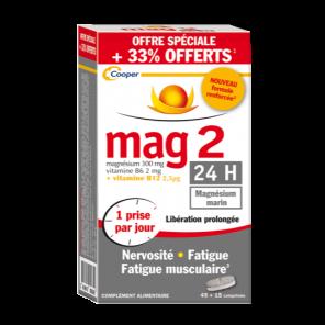 Mag 2 24 H 45 15 Comprimes