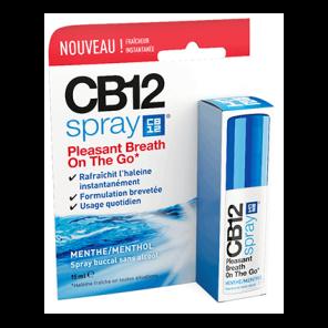 Cb 12 Spray Haleine Fraiche 15 Ml