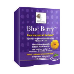Blue Berry 120 Comprimes