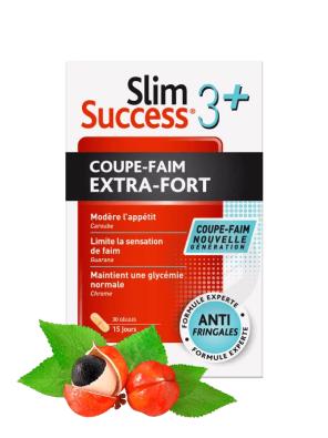 Slim Success 3 Coupe Faim 30 Gelules