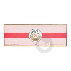 Rose Coffret Savons Parfumes 1 Pce