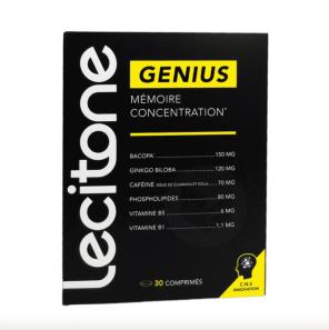 Lecitone Genius 30 Comprimes
