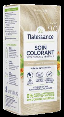 Soin Colorant 100 Pigments Vegetaux Blond 9 0 150 Ml