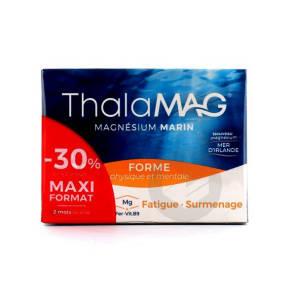 Thalamag Forme Physique Et Mentale 2 X 60 Gelules