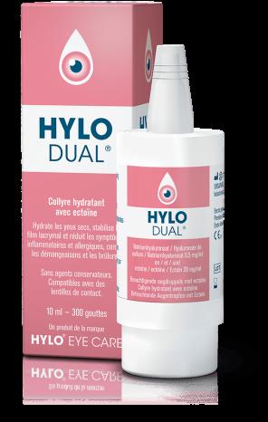 Hylo Dual Collyre 10 Ml