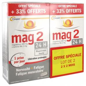 Mag 2 24 H 2 X 45 15 Comprimes