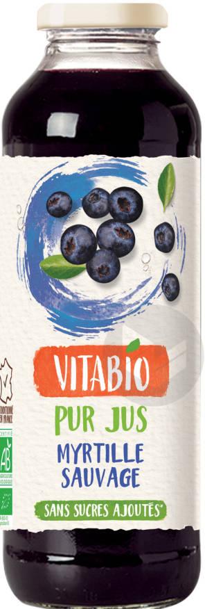 Vitabio Pur Jus De Myrtille
