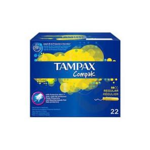 Compak Tampon Periodique Regulier B 22