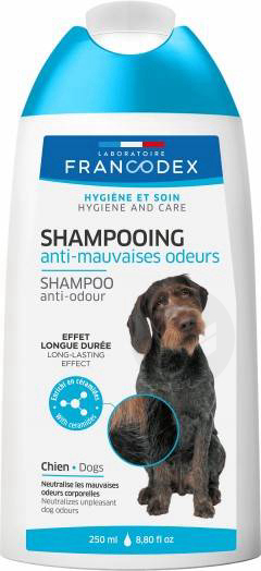 Shampooing Anti Mauvaises Odeurs Pour Chiens