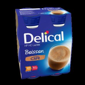 Delical Boisson Hp Hc Lactee Cafe