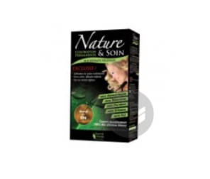 Nature Soin Coloration Blond Clair 8 N