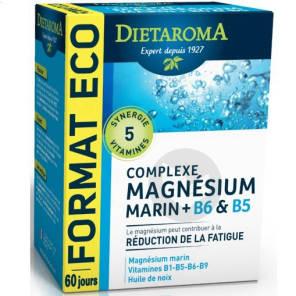 Complexe Magnesium Marin B 6 120 Capsules