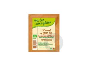 Gomme De Guar Bio 60 G