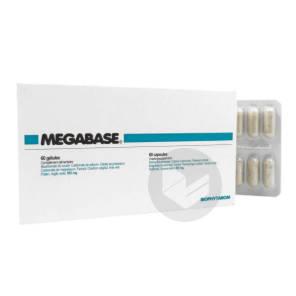 Megabase 60 Gelules