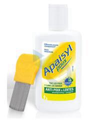 Shampooing Antipoux Et Lente 200 Ml Peigne