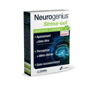 Neurogenius Stress Out Gelules 30 Comprimes