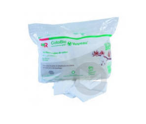 Coto Bio Rectangle Coton 8 X 10 Cm S 100