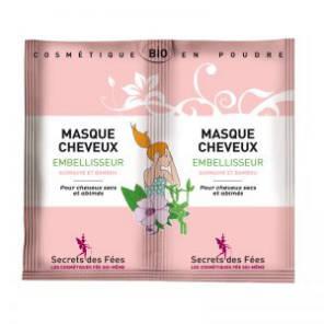 Masque Cheveux Embellisseur Guimauve Et Bambou 2 X 4 5 G