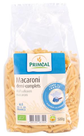 Macaroni Demi Complets 500 G