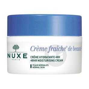 Creme Fraiche De Beaute Creme Hydratante 48 H Et Anti Pollution